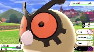 Zjarane Poksiwa - #2 Zagrajmy w Pokemon Shield PL