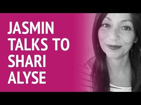 Jasmin Balance VIP Interview - Shari Alyse