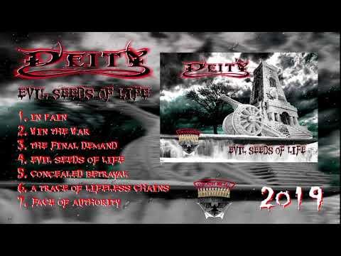 DEITY - Evil Seeds Of Life [2019 Thrash Metal]