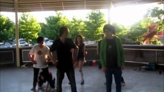 Gangnam Style-Stuck (CMV Parody)