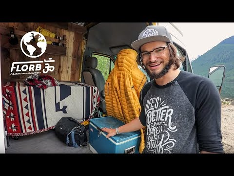Filmmaker Converts Sprinter Van into Mobile Studio to Create Adventure Films