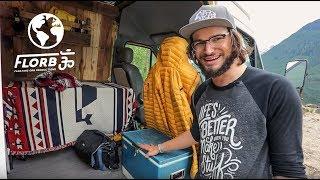 Filmmaker Converts Sprinter Van into Mobile Studio to Create Adventure Travel Films