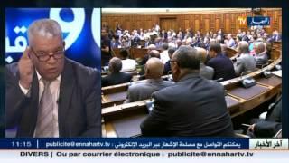 عضو مجلس الأمة عبد القادر قاسي لـ قناة النهار :هذه أسباب تمرير مشروع التعديل الدستوري على البرلمان