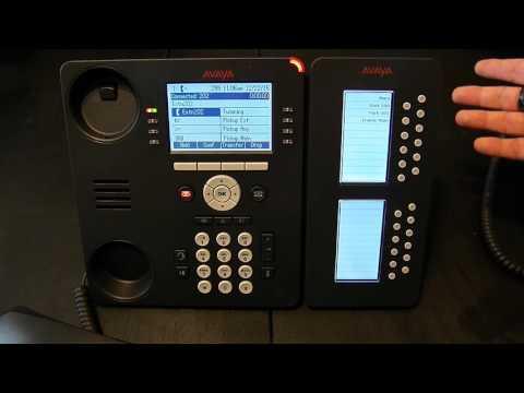 3 Avaya Ip Office Transfer Call Park Paging 9508 Doovi
