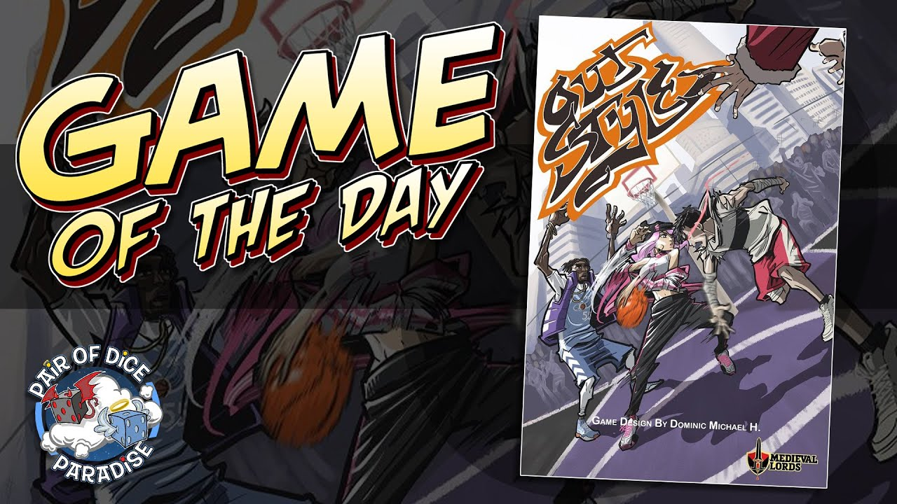 Game Of The Day - Out Style