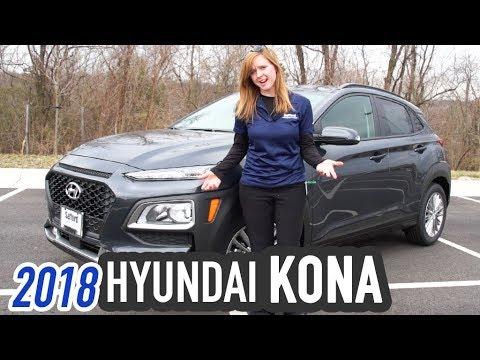 Walk around 2018 Kona from Safford Hyundai