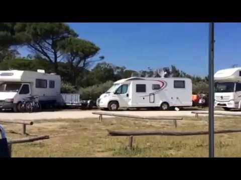 Club Motorhome Aire Videos - Ramatuelle 1 Pampelonne beach, Provence-Alpes-Côte d'Azur, France