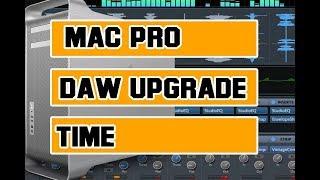 IS MAC OSX 10.12 GOOD FOR MY DAW? - new mac os upgrade - CUBASE SSD & DRIVE TEST!
