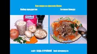 Презентация рецептов с конкурса Кулинарная фантазия