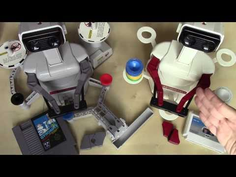 Nintendo Unboxed: Family Computer Robot, R.O.B. (1985)