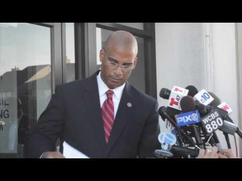 FBI Press Conference of Seaside Park Bomb Plot