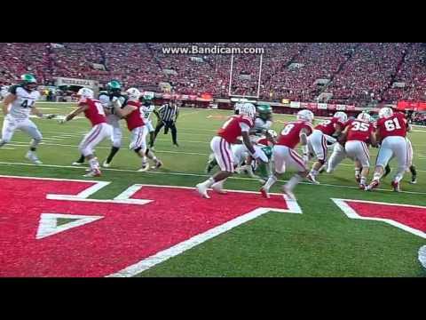 College Football:Nebraska Cornhuskers Vs The Michigan State Spartans