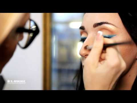 Вечерний макияж. Пошаговое обучение вечернему макияжу