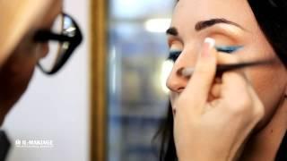IL-Makiage: видео урок макияжа(Профессиональная школа визажа IL-Makiage видео урок визажа от профессионального визажиста - Инны Клюковой Смот..., 2012-12-28T11:01:16.000Z)