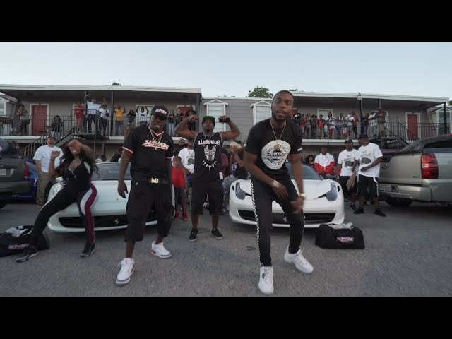 "Lil' Keke & DJ Chose ""My Duffle"" from SLFMADE II"