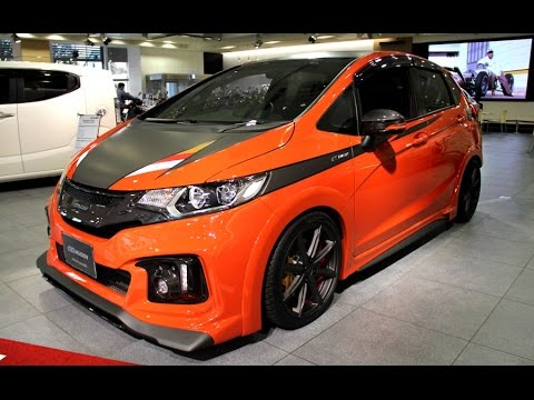 2015 Honda Fit Rs 無限 Special ホンダ フィット Rs Mugen スペシャル