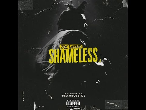The Weeknd - Shameless cover/Instrumental by KyHeezie [OFFICIAL AUDIO]