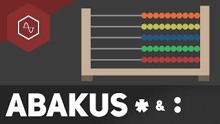 Abakus / Kugelrechenmaschine erklärt – Mal & Geteilt