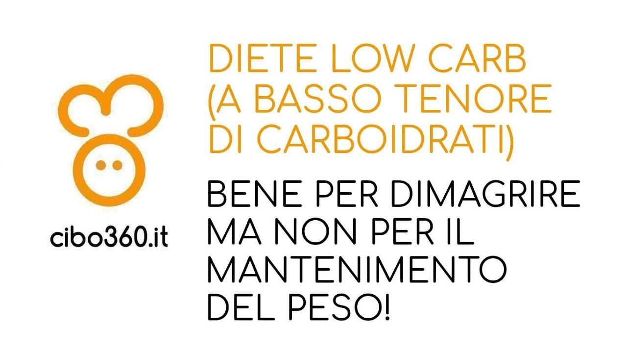 perdita di peso dieta povera di carboidrati prima e dopo