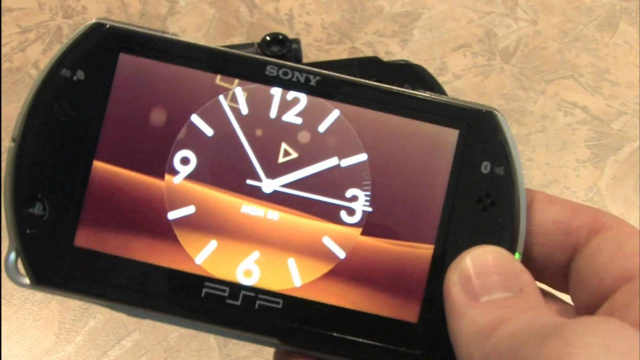 classic game room psp go console review youtube rh youtube com AOSS Button PS3 AOSS Button PS3