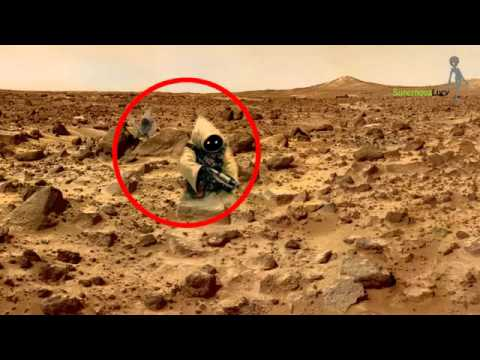 Aliens Life On Mars by NASA Latest News - YouTube
