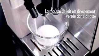 PrimaDonna XS DE'LONGHI technologie