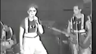 """Devo """" Gut Feeling """"  first time in live in 1977"""