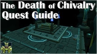 RuneScape 3 - The Death of Chivalry - Quest Guide