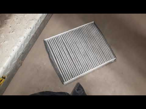 Ford Focus RS Cabine Filter Location / Ford Cabine Filter change