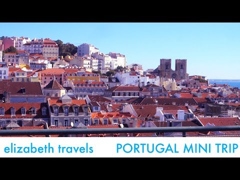 First day in Lisbon | Portugal mini-trip