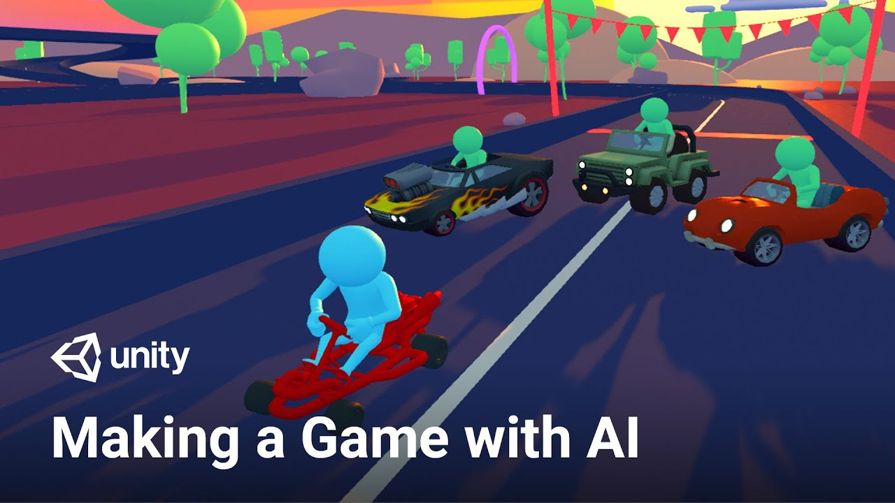 Creating a Game with Learning AI in Unity!
