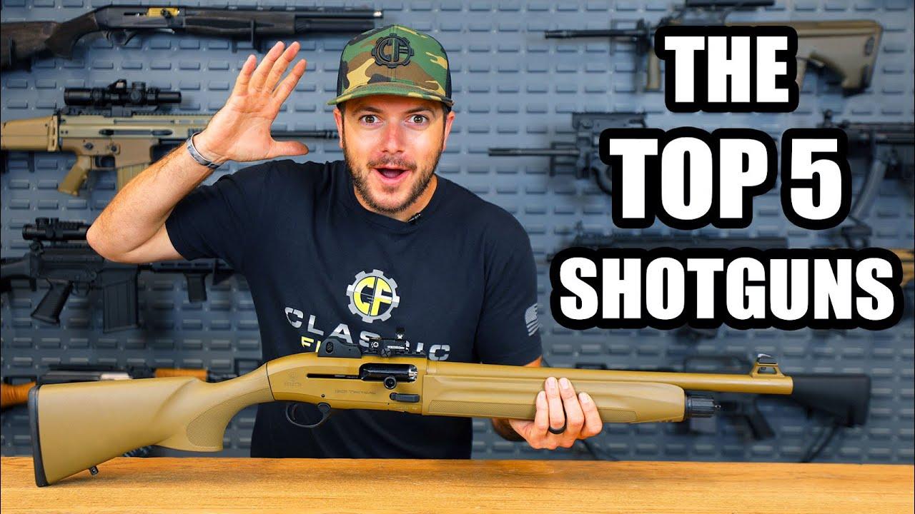 Download The Top 5 Home Defense Shotguns