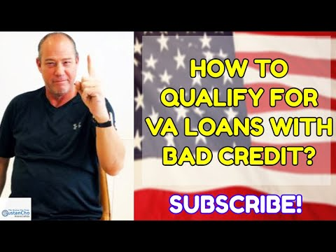how-to-qualify-for-va-loans-with-bad-credit