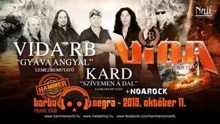 Vida Rock Band: Száguldás (szöveges / lyrics video)