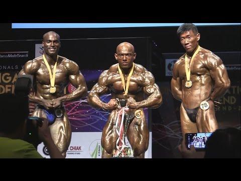 BBSG Mr Singapore 2015 Overall Championship