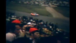 Super 8mm Film of the 1973 Daytona 500