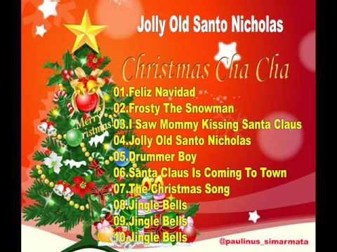 NONSTOP - 10 Lagu Natal ( Chistmas Cha Cha )