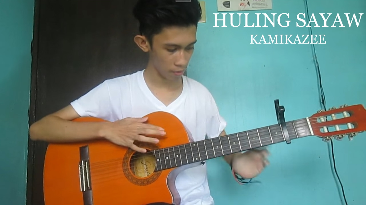 huling sayaw kamikazee fingerstyle guitar cover free tabs youtube. Black Bedroom Furniture Sets. Home Design Ideas