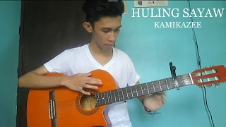 Huling Sayaw - Kamikazee (Fingerstyle Guitar Cover) Free Tabs