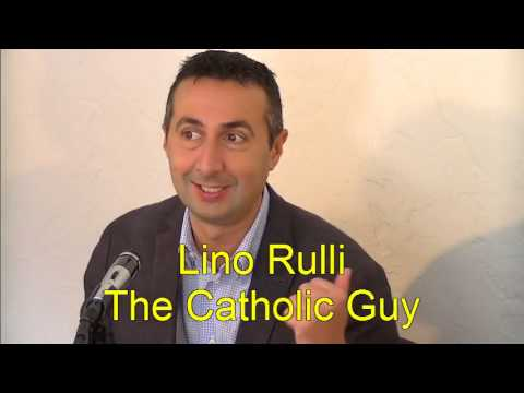 Lino Rulli Talks About Saint