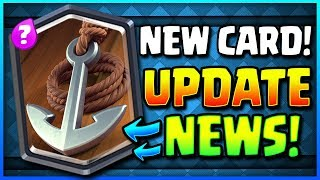 *NEWS* New Legendary Card CONFIRMED! New Arena & More! Update News