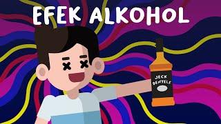 Bahaya Banget !! Begini Kondisi Tubuh Kita Jika Minum Alkohol.