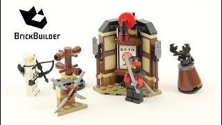 Lego Ninjago 70606 Spinjitzu Training - Lego Speed build