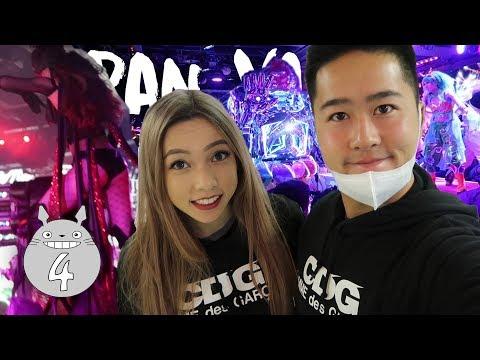 JAPANESE ROBOTS & TOTORO! - vlog #4