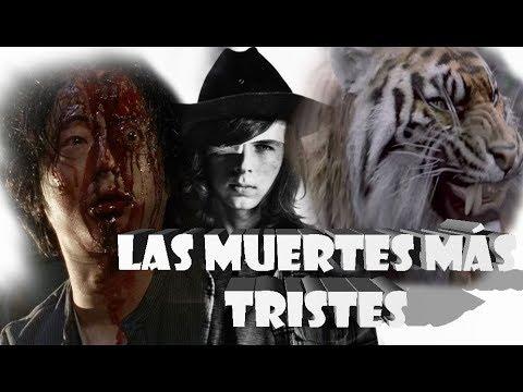 TOP 8 MUERTES MÁS TRISTE DE (The Walking Dead) - Isaac GP GaMpS