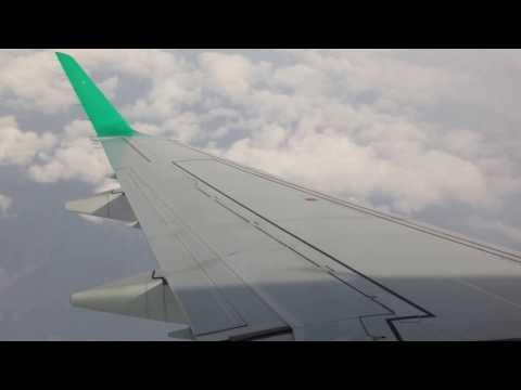 【Air travel】l Fukuoka to Nagoya 2