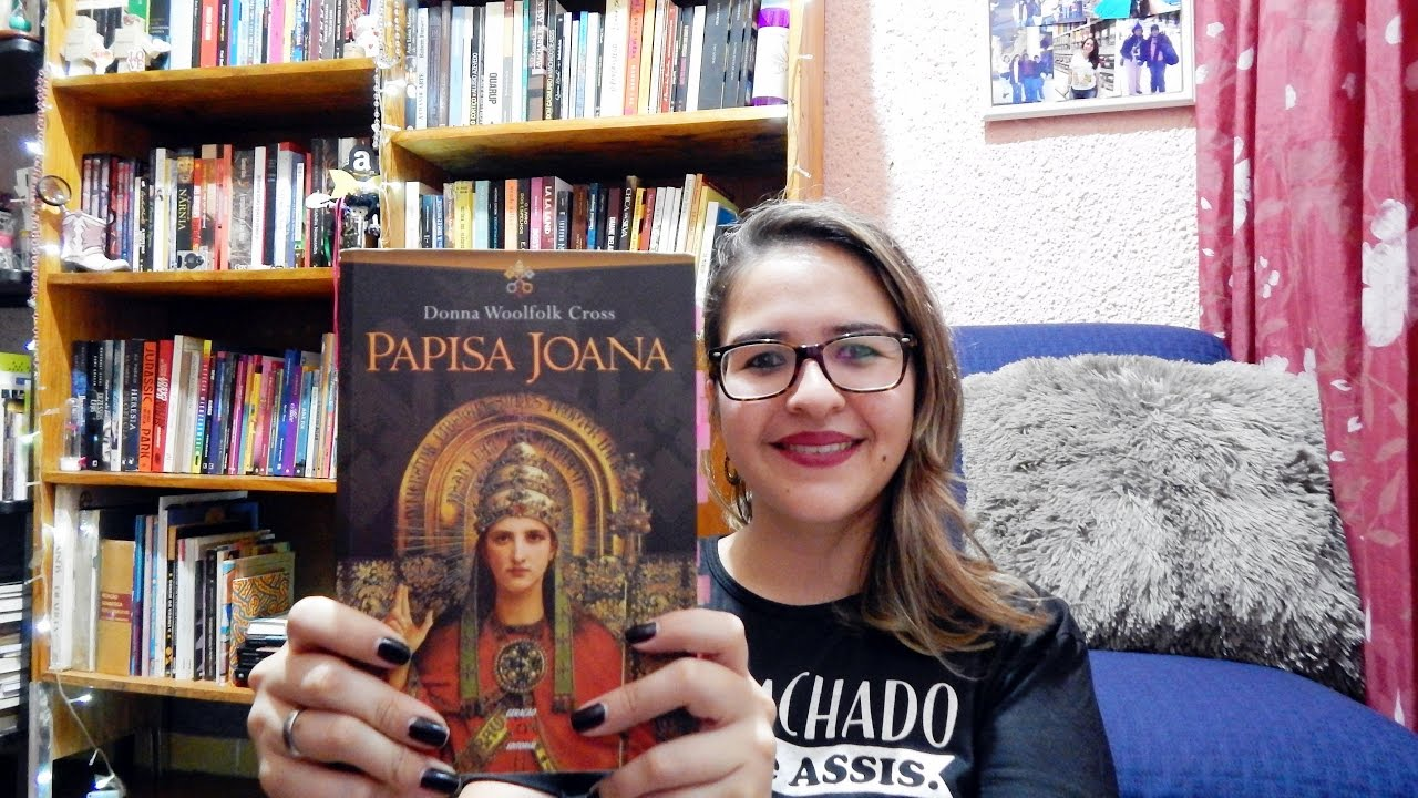 Papisa Joana De Donna Woolfolk Cross Youtube