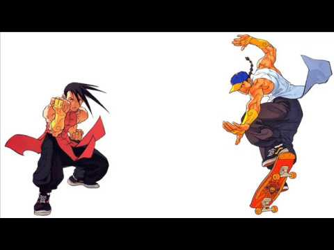 Street Fighter 3: Second Impact - Character Themes Mash-up