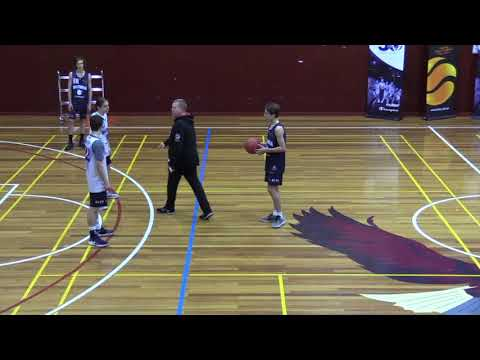 NBL Coach Rob Beveridge on attacking zone defence
