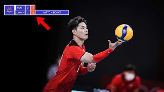 The Most Dramatic Match in Japan Volleyball History !!!